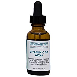Vitamin C & Hyaluronic Acid Face Serum