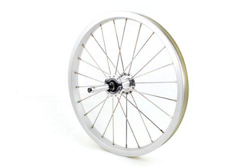"""Wandertec Bongo Bike Cargo Trailer Wheel, Size: 16"""""""" front-224564"""