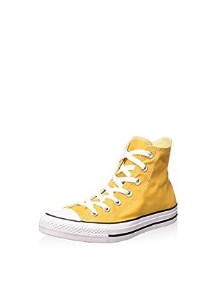 Converse Zapatillas abotinadas Chuck Taylor All Star (Mostaza)