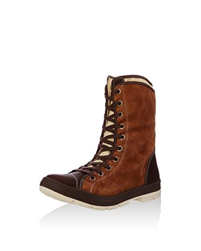Converse Stivale Boots Leather Ct As Storm [Marrone]