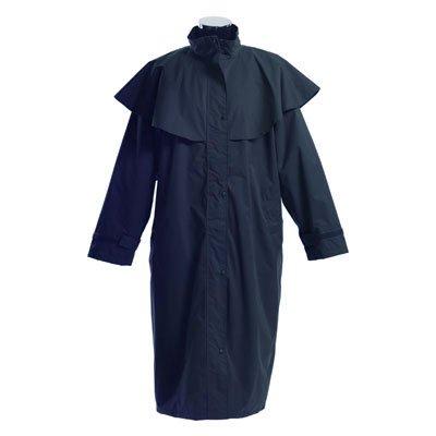 Stormafit Navy Blue Marrick Mens Waterproof Long Coat - Size X-Large