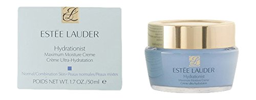 Estee Lauder Hydrationist Maximum Moisture Crema, Normal/Combination Skin, Donna, 50 ml