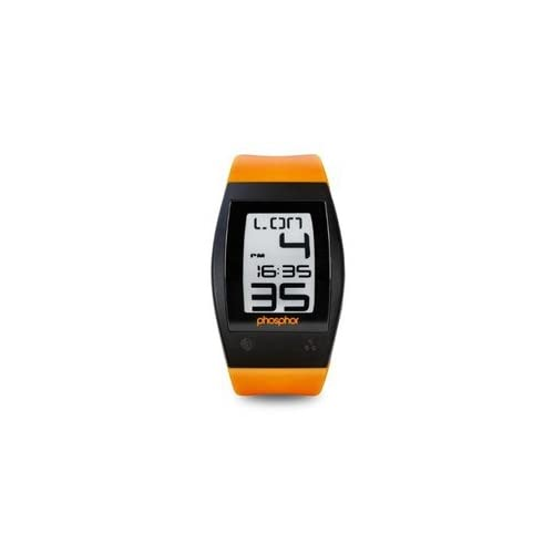 時計 Phosphor メンズ WP003 World Time Digital Watch [並行輸入品]