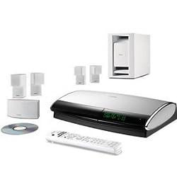 【並行輸入品】Bose ボーズ Lifestyle ライフスタイル 48 Series IV home entertainment system ホーム・エンターテインメントシステム - White