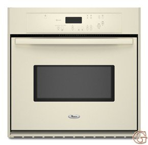 Whirlpool 27 In. Bisque Electric Single Wall Oven - RBS275PVT
