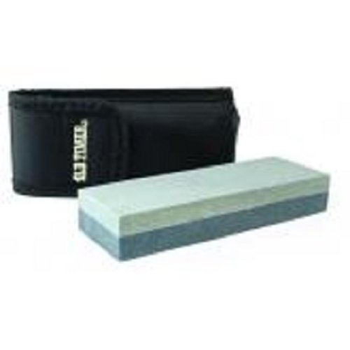 Old Timer Sharpening Stone, Double Sided Stone Fine Grit/Coarse Grit,Clam Package Ssotcp
