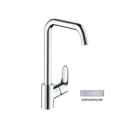 armaturen g nstig online hansgrohe focus k chenarmatur 31820800 sp ltischarmatur armatur. Black Bedroom Furniture Sets. Home Design Ideas
