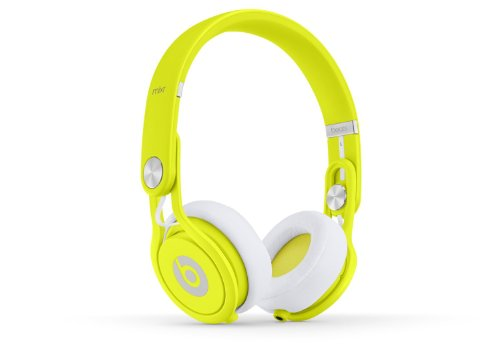 Beats by Dr. Dre MIXR | Beats Mixr On-Ear Headphone (Neon Yellow 900-00099-01)
