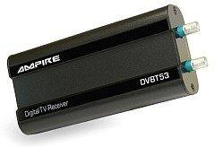 Ampire DVBT53 tuner DVB-T USB-Recorder