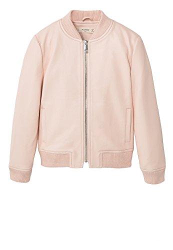 mango-kids-bomber-jacket-size9-10-years-colorlight-pink