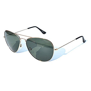Xs Ossat Classic Outdoor Casual Glasses Polarized Lens Sunglasses Yh-028 , Gold