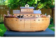 Noah Ark Size front-25145