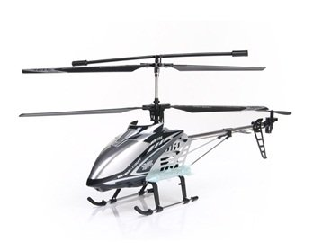 WINMART WM198 3.5-Channel R/C Radio Control Helicopter with Built-in Gyro (Black)