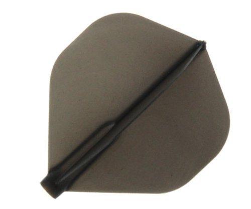 COSMO DARTS Fit Flight Standard Black (6 Pack)