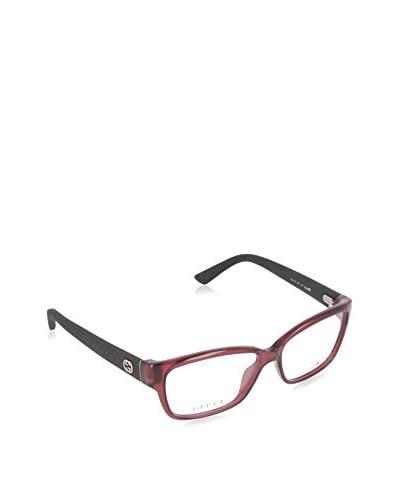 Gucci Montura 3717INL53 (53 mm) Granate