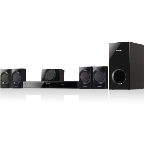 Panasonic SC-XH170 Energy Star 5.1-Channel 1000-Watt DVD Home Theater System
