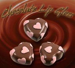 Chocolate Truffle Lip Sweets