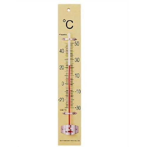 板付温度計 フック箱 1510-00