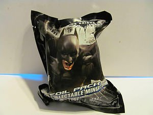 DC Comics Batman The Dark Knight Rises Blind Foil Pack ~ 1 Random Collectable Miniature Game piece