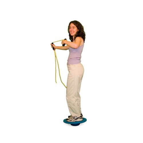 Cando Board-On-Stone Balance Trainer - 13 Inch