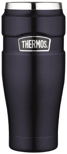 Thermos Stainless Steel King 16-Ounce Leak-Proof