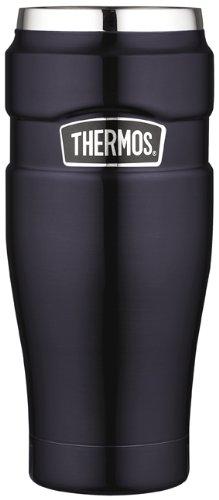 Prime会员提前购:THERMOS 膳魔师 Stainless King系列 真空不锈钢保温杯 480ml $17.99