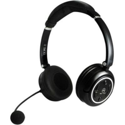 Teledynamics Andrea Headsets Wireless Stereo Headset With Noise Cancelling Microphone