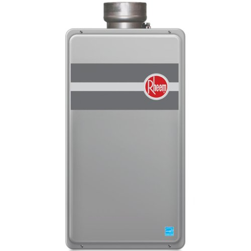Rheem RTG-95DVLP 9.5 GPM Low NOx Indoor Direct Vent Tankless Propane Water Heater