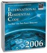 2006 International Residential Code - Loose-Leaf - International Code Council - IC-3100L06 - ISBN: B0016KS60E - ISBN-13: