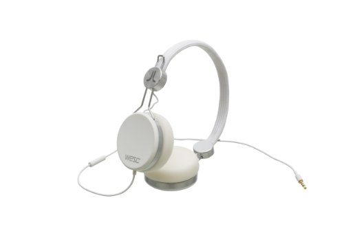 Wesc Banjo Headphone (White)