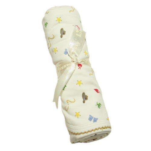 Kissy Kissy - Buckaroo Blanket-One Size - 1
