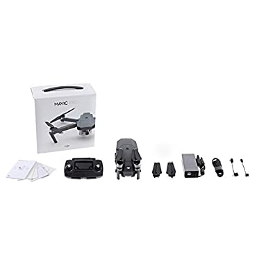 DJI Mavic Pro 4K Camera Quadcopter