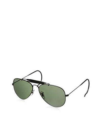 Ray-Ban Women's RB3030 Sunglasses, Black