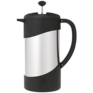 Thermos 34-Ounce Vacuum Insulated Stainless-Steel Gourmet Coffee Press