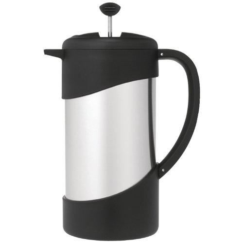 Learn More About Thermos Nissan 34-Ounce Vacuum Insulated Stainless-Steel Gourmet Coffee Press