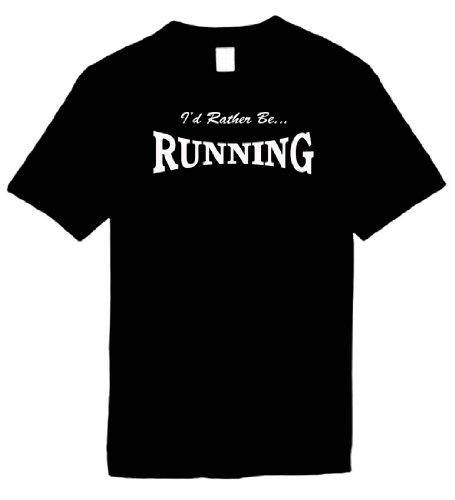 I/'d Rather Be Running Kids T-Shirt