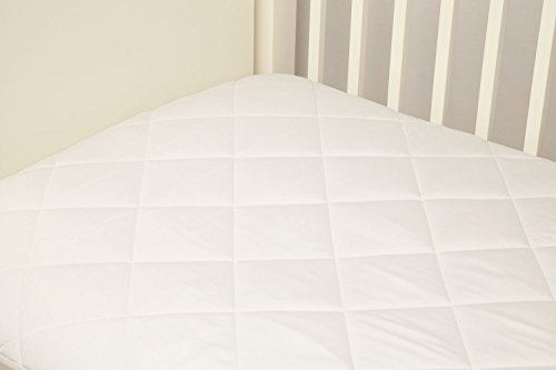 Riegel Baby Microfiber Fitted Crib Pad - 1