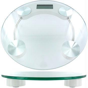 Buy Low Price DIGITAL GLASS BATH SCALE B001DKER4G Health Monitor Mart