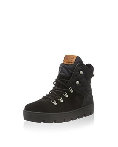 Napapijri Hightop Sneaker schwarz