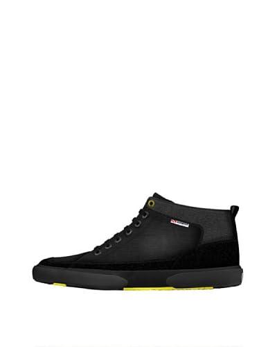 Superga Sneaker Fw [Nero/Grigio]