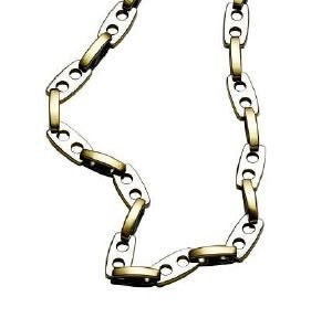 kingstars-bijoux-collier-galion-gold-rochet-en-acier-inoxydable-longueur-50cm-t020957