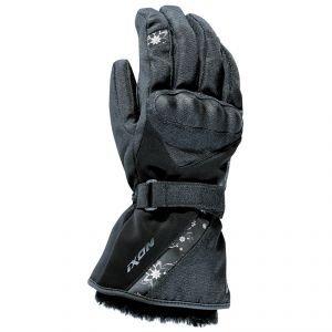 Ixon - Pro Well Hp Gant Hiver Textile Femme Noir - Taille : Xs