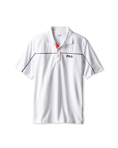 Fila Men's Training Limited Edition Chest Pipe Polo