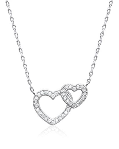 L'ATELIER PARISIEN Halskette 87168645B Sterling-Silber 925