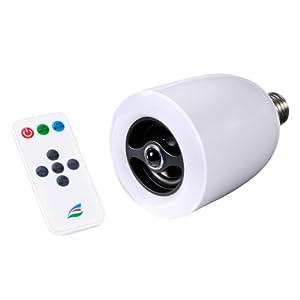 LED-Leuchte-Lautsprecher