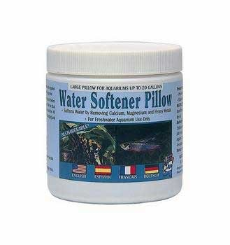 Water softener pillow small animals pet supplies pet for Water softener for fish tank