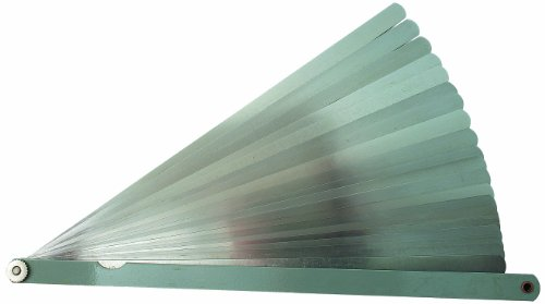 CTA Tools A311 25-Blade Extra Long Feeler Gauge