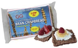 GG Bran Crispbread, 3.5-Ounce Boxes (Pack of 30)