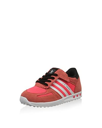 adidas Zapatillas La Trainer Fucsia