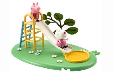 Imagen principal de Peppa Pig - Slide Playground Playset